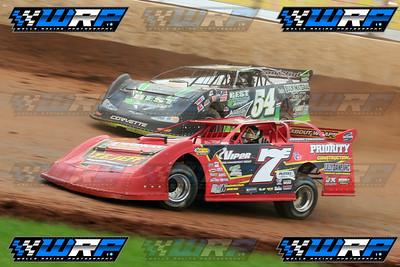 Rick Eckert (7) & Matt Westfall (54)