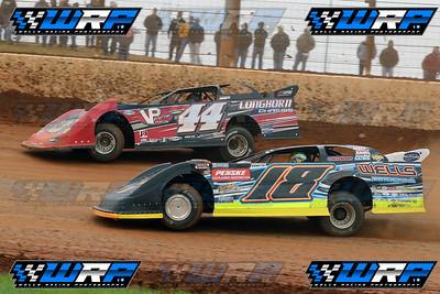 Eric Wells (18) & Justin Labonte (44)