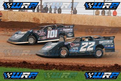 Gregg Satterlee (22) & Casey Roberts (101)