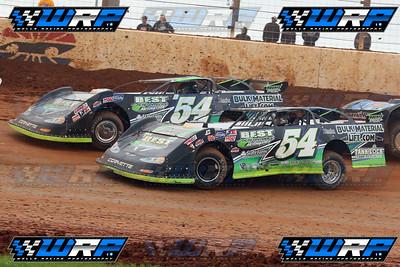 Matt Westfall (54) & Brandon Sheppard (B54)