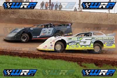 Garrett Alberson (F5) & Kelly Guy (28)