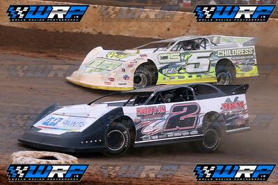 Allen Murray (2) & Garrett Alberson (F5)
