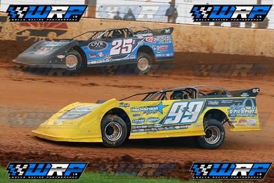 Frank Heckenast Jr (99) & Mason Zeigler (25z)