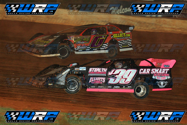 Jimmy Elliott & Ross White