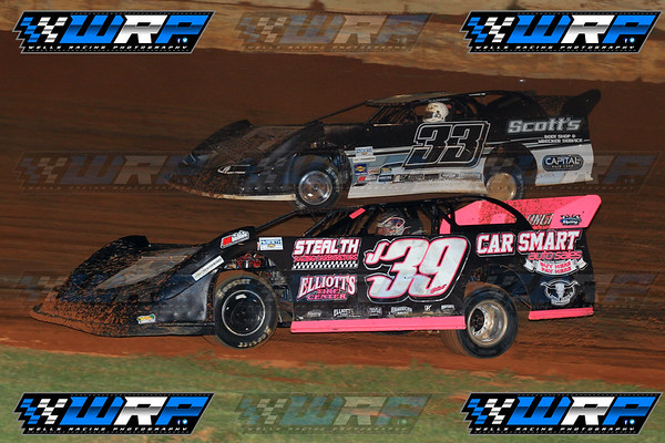 Jimmy Elliott & Scott Dedwylder
