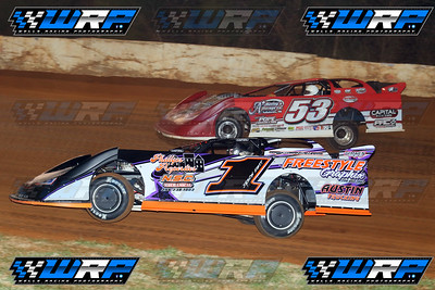 Jason Hiett (1) & Ray Cook (53)