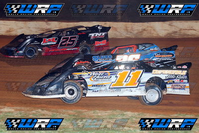 Tommy Bailey (11), Matt Irey (36) & Bobby Mays (25)