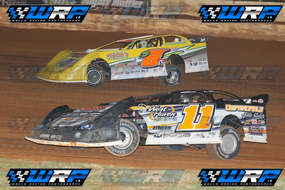 Tommy Bailey (11) & Dustin Linville (D8)