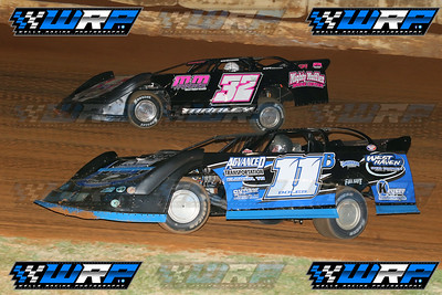 Stacy Boles (11B) & Jason Manley (32)