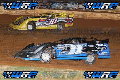 Stacy Boles (11B) & Ryan King (30)