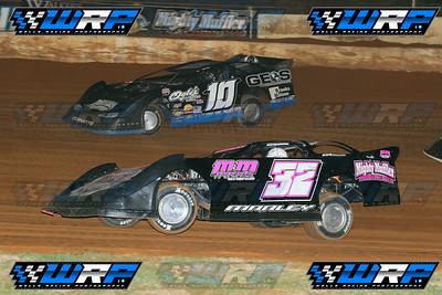 Jason Manley (32) & Chad Ogle (10)