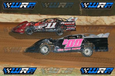 Josh Henry (b00) & Josh Fields (11)