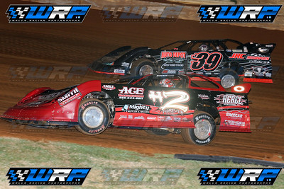 Matt Henderson (H2) & Jimmy Elliott (39)