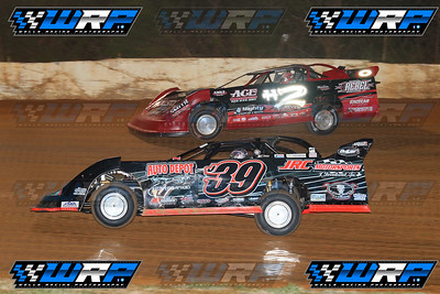 Jimmy Elliott (39) & Matt Henderson (H2)