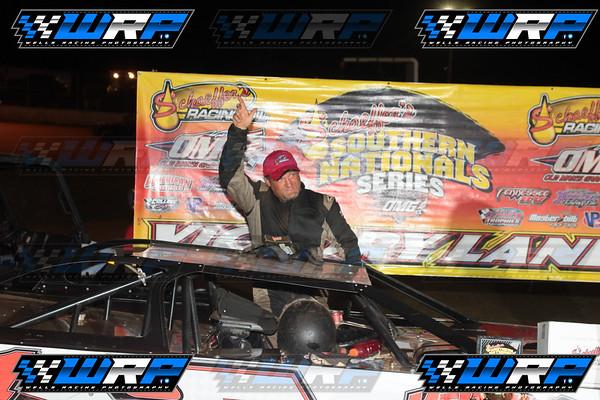 411 Motor Speedway Schaffer's Oil Southern Nationals 7/19/16