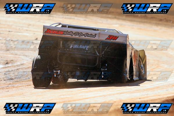 Boyd's Speedway Cabin Fever 40 1/30/16