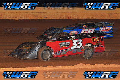 Warren McMahan (33) & Steve Jones (68)
