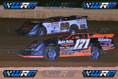 Kyle Courtney (171) & Jed Emert (98)