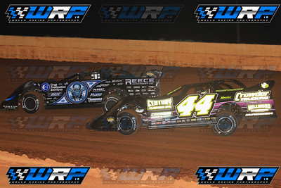Chris Madden (44) & Scott Bloomquist (0)
