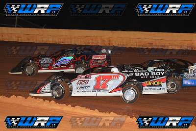 Dale McDowell (17M), Robby Moses (21) & Joey Coulter (2)