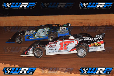 Dale McDowell (17M) & Robby Moses (21)