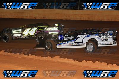 Jared Landers (777) & Chris Madden (44)