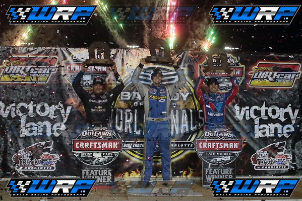 The Dirt Track @ Charlotte World Racing Group World Finals 10-28/29-16