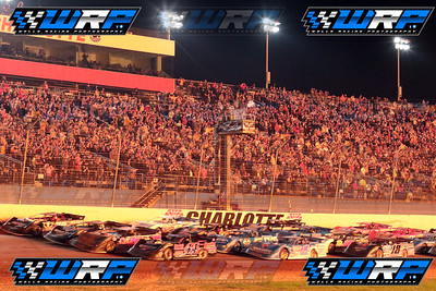 The 4 Wide Salute