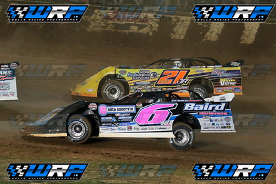 Jonathan Davenport & Billy Moyer Jr