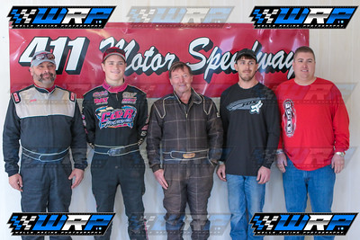 Jeff Neubert, Carder Miller, Joey Standridge, Levi Ashby & Chris Tilley