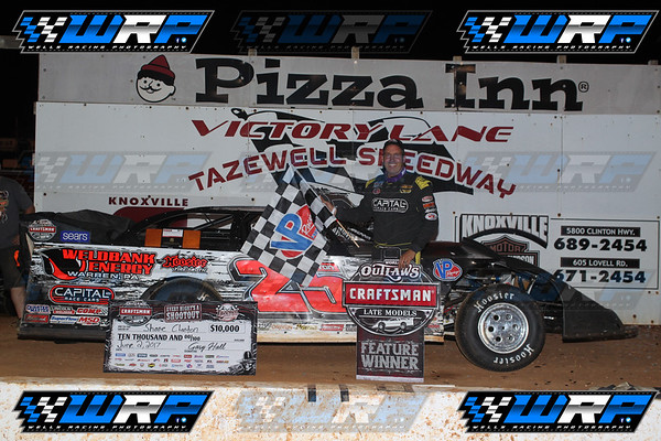 Tazewell Speedway Craftsman WoO Ray Varner Ford 50