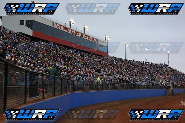 The Dirt Track @ Charlotte World Finals WoO SLM Saturday