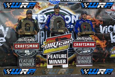 Donny Schatz, Matt Sheppard & Brandon Sheppard