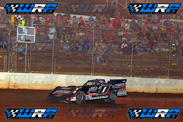 411 Motor Speedway Topless Outlaws Dirt Late Model Series 9/15/19
