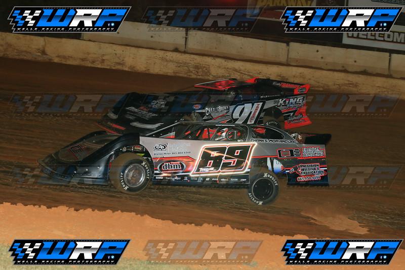 Brandon Miller & Jason Trammell