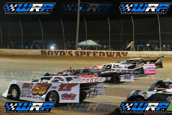Boyd's Speedway Cabin Fever 2.2.19