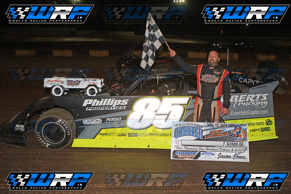 Boyd's Speedway Gobbler/Joe Lee Johnson Memorial