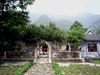 Tamawashi(Lingjiu) temple