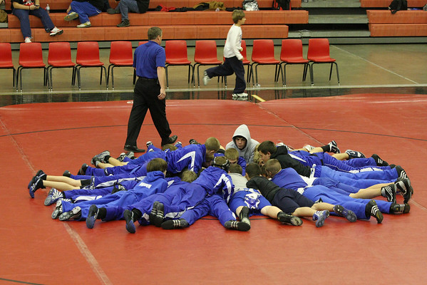 Oldham County Wrestling 2010