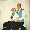 Mom and Dad in their square dancing outfits