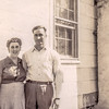 William Jerome and Margaret Louise McArthur  -  1944