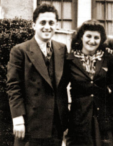 Leon Newman and Cynthia Schwartz