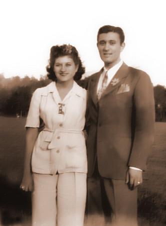Cynthia and Lenny SChwartz