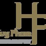 HP logo golda
