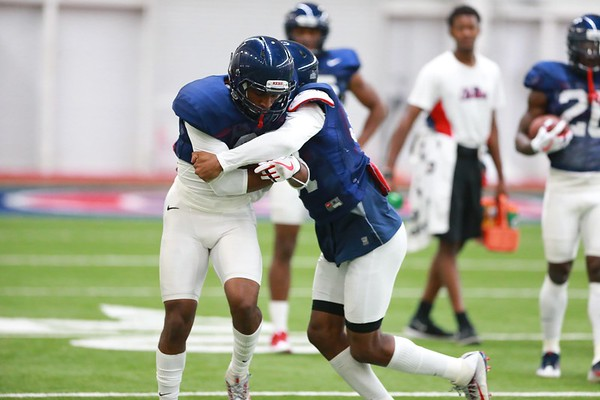 Ole Miss Practice  8/13/18 by Chase