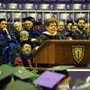 2013 College of Social and Behavioral Sciences convocation
