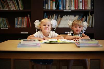 Olga Girls Back to School
