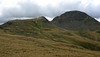 Green & Great Gable from Moses Trod
