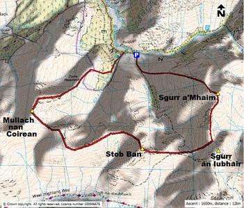 Courtesy of: http://www.stevenfallon.co.uk/mamores.html