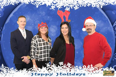 Olive Garden Holiday Party